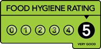 Very good food hygiene rating